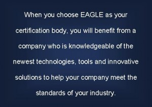 Eagle Certification Standards